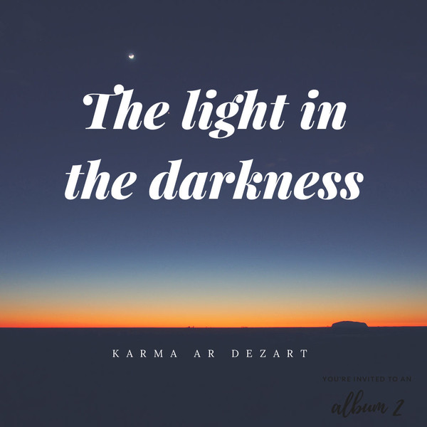 the light and darkness in the